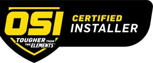 OSI Certified Window Installer